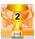 Серебрянный призёр конкурса