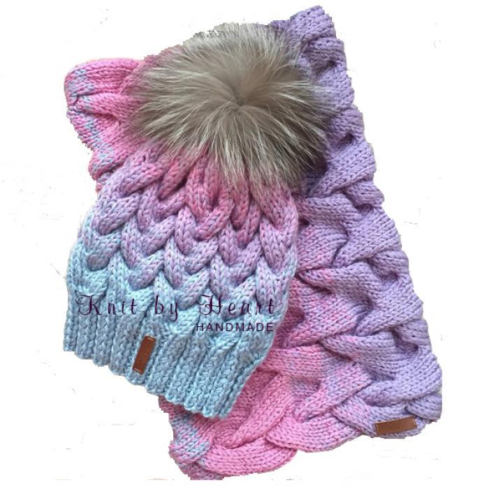 Knit By Heart это дизайнерские вязаные вещи ручной работы сделаны
