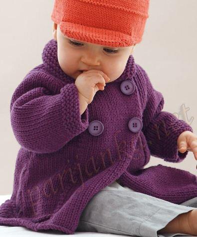 Парижанка ру вязание для малышей 11