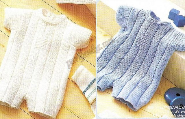 Вязание малышам от 0 до 18 месяцев 463