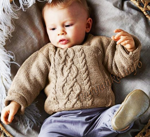 Парижанка ру вязание для малышей 39