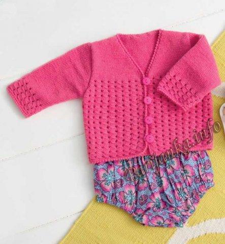 Парижанка ру вязание для малышей