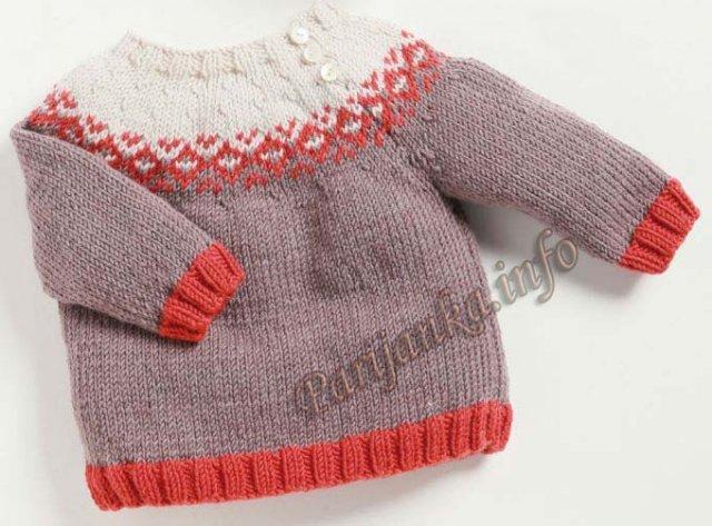 Парижанка ру вязание для малышей 34