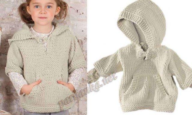 Платье для девочки крючком со схемами и описанием