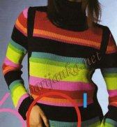 Пуловеры 1 А и B*411 PHIL №465