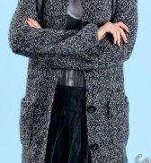 Пальто (ж) 21128 Phildar №4952