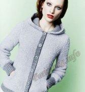 Куртка (ж) 01110 Phildar №4396