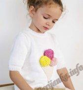 Пуловер (д) 01131 Phildar №4724