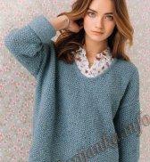 Пуловер (ж) 03140 Phildar №4790
