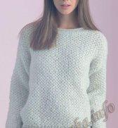 Пуловер (ж) 05*100 Phildar №4028