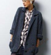 Куртка (ж) 0626 Phildar №4340