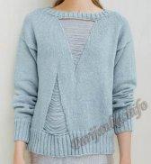 Пуловер (ж) 06655 Phildar №4783