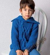 Пуловер (д) 07119 Phildar №4606