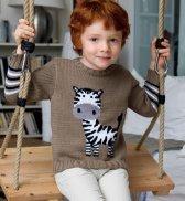 Пуловер (д) 07120 Phildar №4621