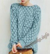 Пуловер (ж) 07655 Phildar №5019