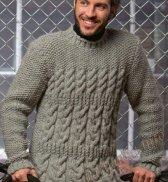Пуловер (м) 08214 FAM №4516