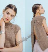 Пуловер (ж) 08655 Phildar №5021