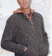 Пуловер на молнии 08 BDF