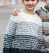 Пуловер (д) 09124 Phildar №4806