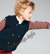 Куртка (д) 09168 Bergere de France №4781