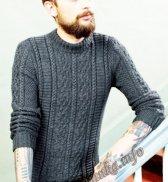 Пуловер (м) 09220 FAM №4744