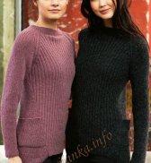 Пуловер (ж) 09225 FAM №4703
