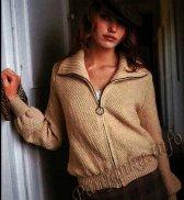 Куртка (ж) 09391 Phildar №3837