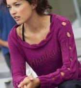 Пуловер 10*486 PHIL