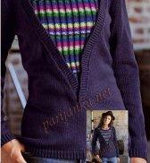 Пуловер 112*2009/10 BDF