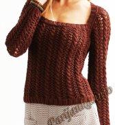 Пуловер (ж) 1220 Cheval Blanc №4661