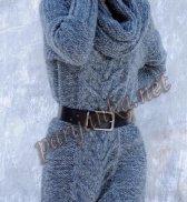 Платье-пуловер 12*45 PHIL