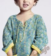 Пуловер (д) 13109 Phildar №4830