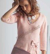 Пуловер с рукавами 3/4   13*Origin' BDF