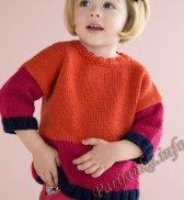 Пуловер (д) 14127 Phildar №4705