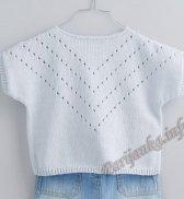 Пуловер (д) 14141 Phildar №5004