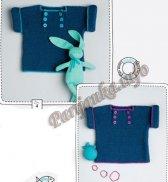 Пуловеры (д) 14 и 15130 Phildar №4720