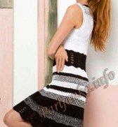 Платье (ж) 14218 FAM №4917