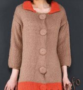 Пальто (ж) 14 Vintage Marie Claire Phildar №3932