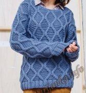 Пуловер (ж) 16135 Phildar №4776