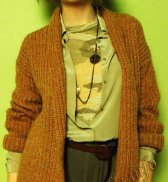 Куртка (ж) 1694 Phildar №4564