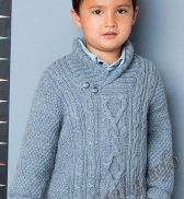 Пуловер (д) 17116 Phildar №4460