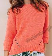 Пуловер (ж) 18140 Phildar №5000