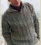 Пуловер 202 BDF