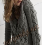 Пуловер 22*Origin BDF