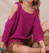 Пуловер (ж) 24140 Phildar №5001