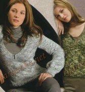 Пуловер 25 и 32*003 PHIL