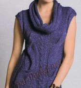 Пуловер 267*Creations BDF