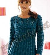 Пуловер 271*CR BDF