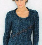 Пуловер 277*CR BDF