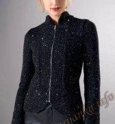 Куртка (ж) 27117 Phildar №4475